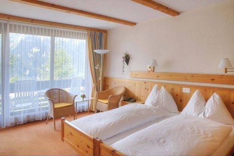 Sunstar Wengen Hotel - Sunstar Hotel Wengen Zimmer DZB