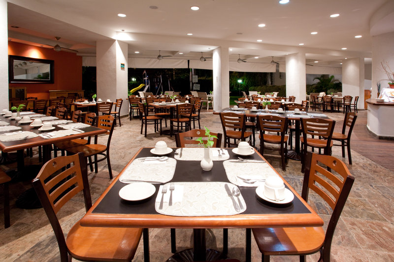 Holiday Inn Ixtapa Gastronomie