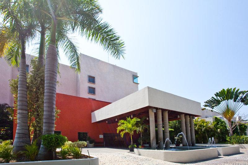 Holiday Inn Ixtapa Außenansicht