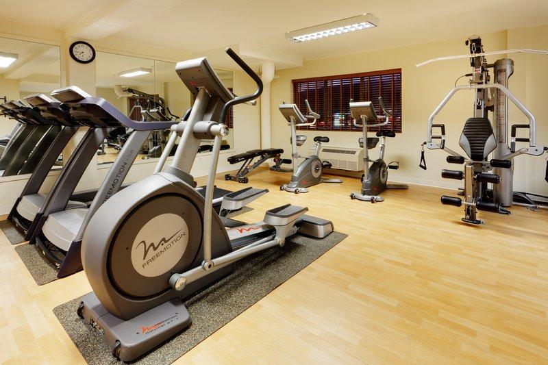 Holiday Inn Lethbridge Fitness Club