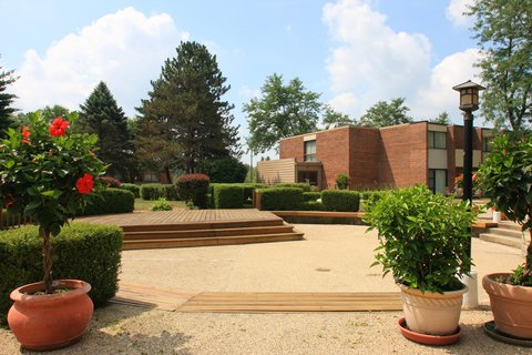 BEST WESTERN Prairie Inn & Conference Center - Courtyard