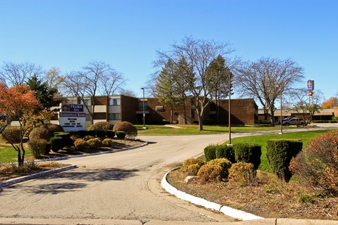 BEST WESTERN Prairie Inn & Conference Center - Entrance