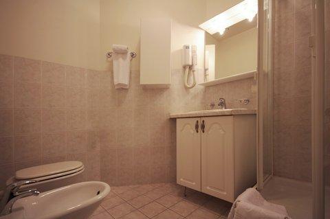 Comfitel Primavera Hotel - Foto Primavera Wc