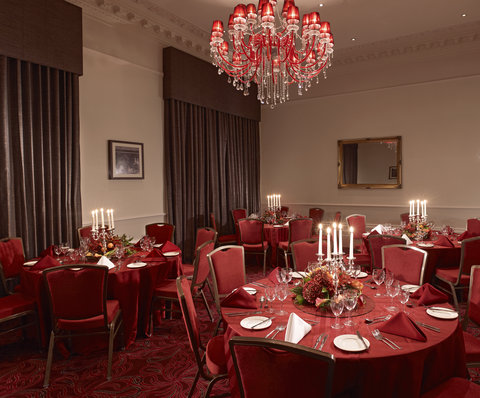 The Grosvenor, A Guoman Hotel - Viceroy Suite Dinner