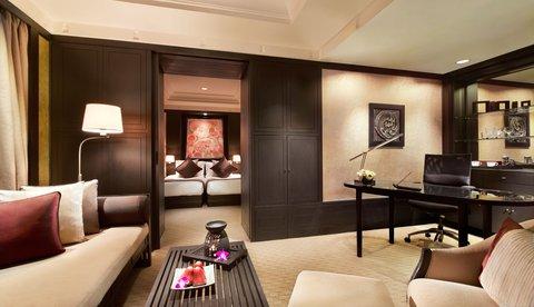 悦榕度假酒店 - Deluxe Twin Bedroom