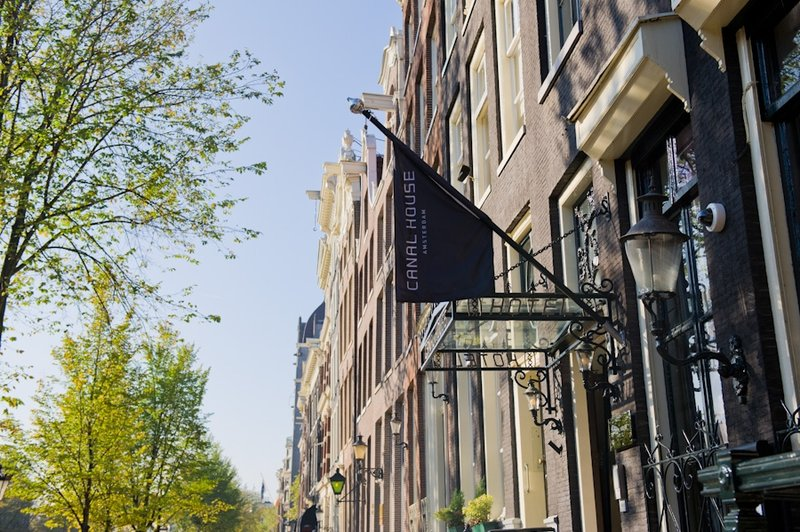 Canal House Außenansicht