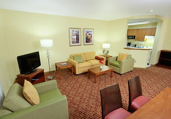 TownePlace Suites Redwood City Redwood Shores Chambre