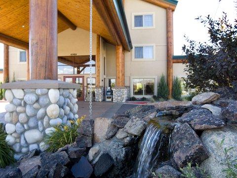 BEST WESTERN Northwest Lodge - Exterior