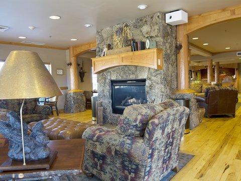 BEST WESTERN Northwest Lodge - Lobby
