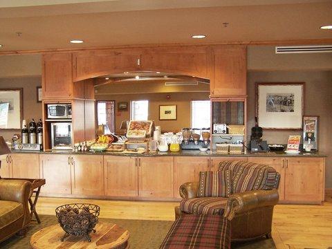 BEST WESTERN Northwest Lodge - Breakfast Bar