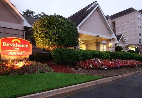 Residence Inn Atlanta Buckhead/Lenox Park - Entrance