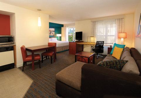 Residence Inn Atlanta Buckhead/Lenox Park - Studio Suite