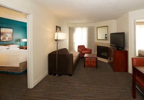 Residence Inn Atlanta Buckhead/Lenox Park - Two-Bedroom Suite