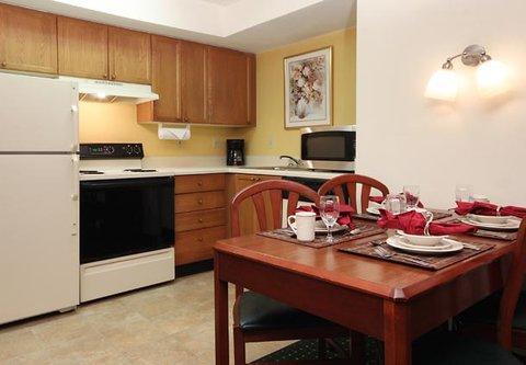 Residence Inn Atlanta Buckhead/Lenox Park - Two-Bedroom Suite Kitchen
