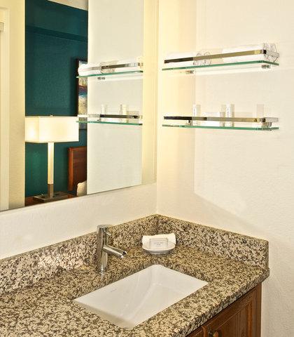 Residence Inn Atlanta Buckhead/Lenox Park - Suite Bathroom