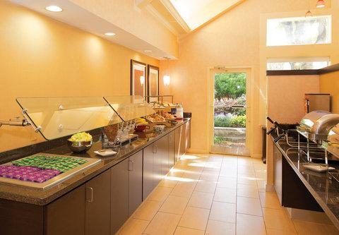 Residence Inn Atlanta Buckhead/Lenox Park - Breakfast Buffet