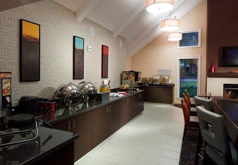 Residence Inn by Marriott Jacksonville Baymeadows - Breakfast Area