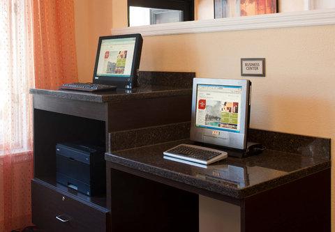 Residence Inn by Marriott Jacksonville Baymeadows - Business Center