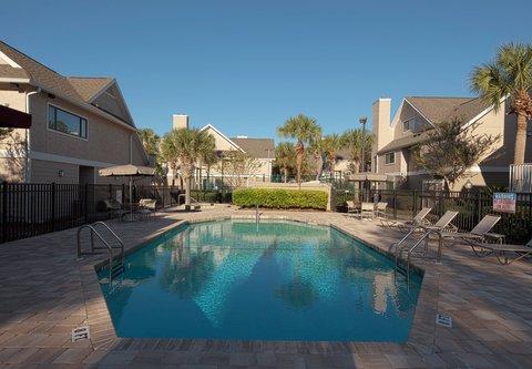 Residence Inn by Marriott Jacksonville Baymeadows - Outdoor Pool