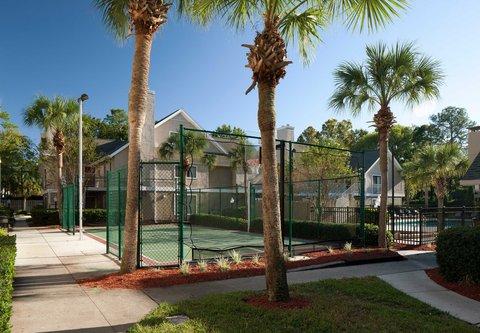 Residence Inn by Marriott Jacksonville Baymeadows - Sport Court