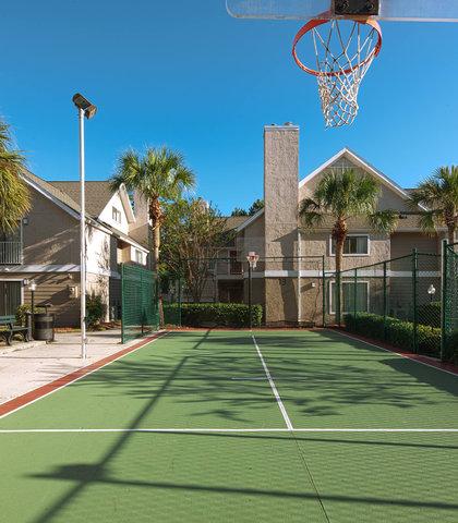 Residence Inn by Marriott Jacksonville Baymeadows - The Sport Court