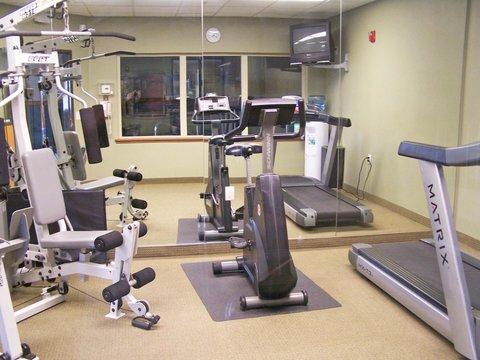 BEST WESTERN Northwest Lodge - Exercise Room