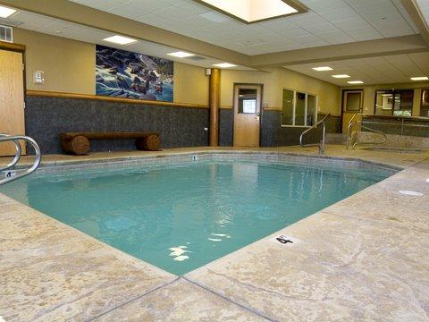 BEST WESTERN Northwest Lodge - Swimming Pool