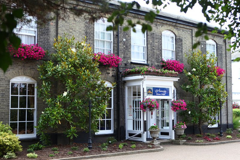BEST WESTERN ANNESLEY HOUSE