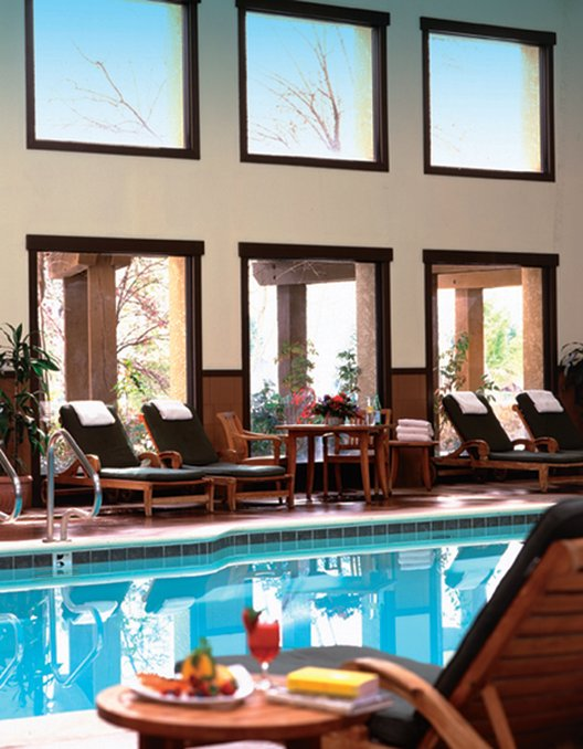 Ascent Spa -Tenaya Lodge - Fish Camp, CA