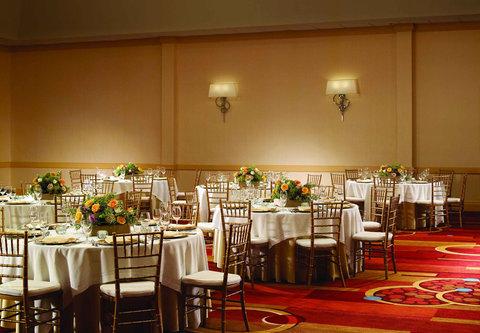 Atlanta Marriott Century Center/Emory Area - Century Ballroom Wedding Reception