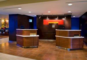 Lobby - Courtyard by Marriott Hotel Foxborough