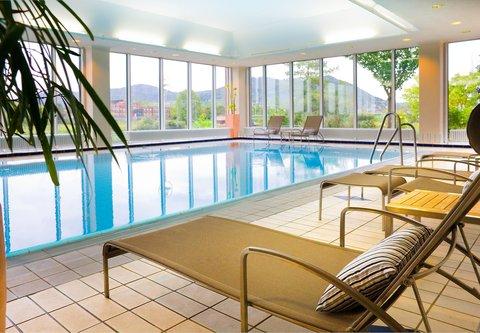 Heidelberg Marriott Hotel - Indoor Pool
