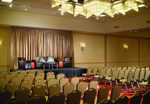 Atlanta Marriott Century Center/Emory Area - Century Ballroom Meeting