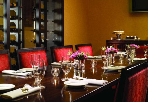Atlanta Marriott Century Center/Emory Area - Stackstone Grill Private Dining Room