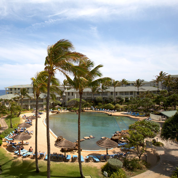 Koloa Kauai Sheraton In Hawaii: The Point At Poipu