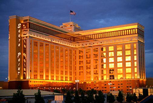 South Point Hotel Casino and Spa Kilátás a szabadba