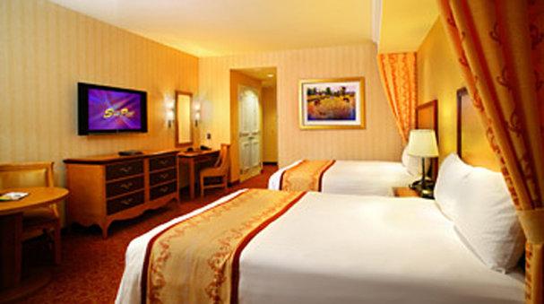 South Point Hotel Casino and Spa Szobakilátás