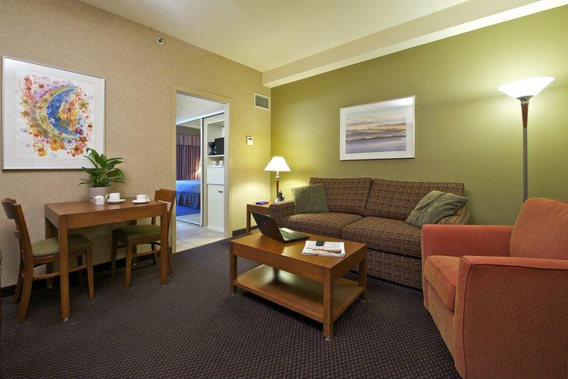 Coast Tsawwassen Inn Vista de la habitación