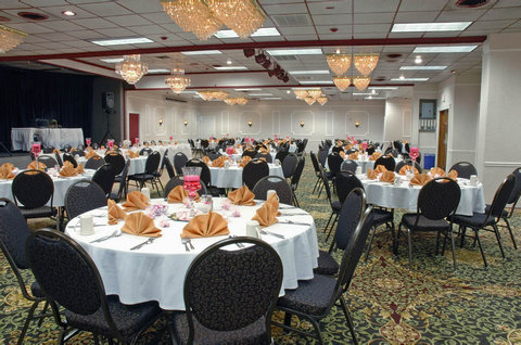 BEST WESTERN PLUS Longbranch Hotel & Convention Center - Grand Ballroom
