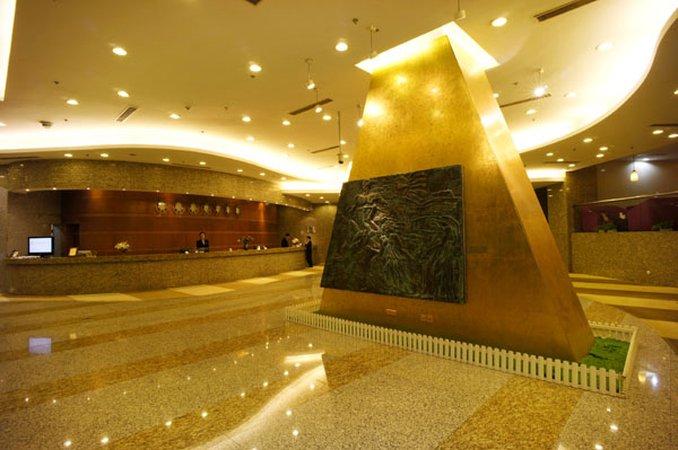 Xujiahui Park Hotel City Center Lobby
