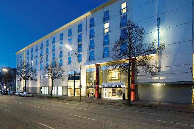 Hotel NH Hamburg Horn Hotel Exterior