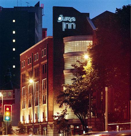 جوريز إن بلفاست - Hotel Exterior