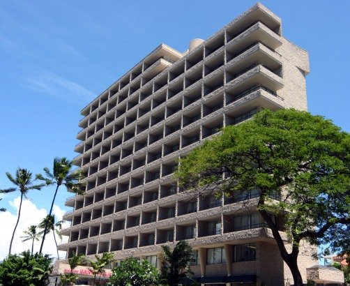 Waikiki Sand Villa Hotel