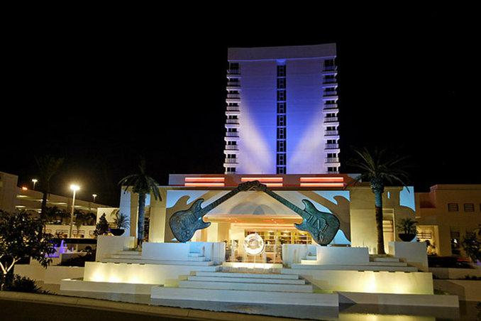 Seminole Hard Rock Hotel & Casino Tampa-Walz - Tampa, FL