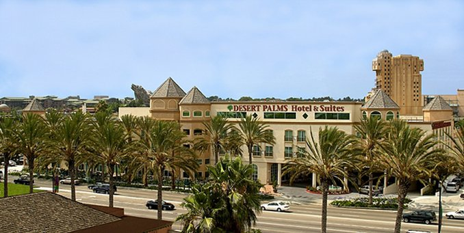 Desert Palms Hotel And Suites Anaheim Hotels