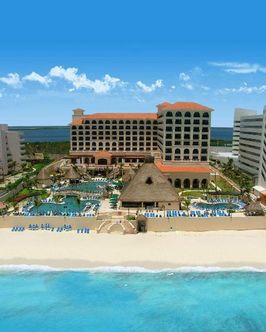 Grand Solaris Cancun And Spa, May 12, 2014 6 Nights