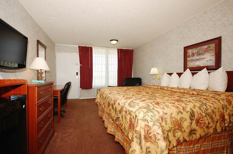 BEST WESTERN Hensley's - Guest Room