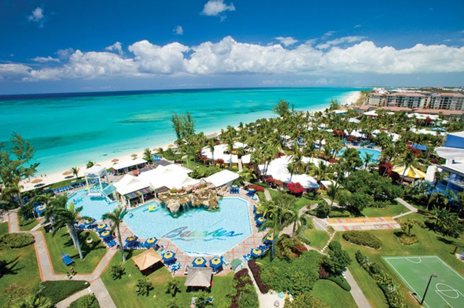 Beaches Turks And Caicos, Aug 1, 2014 7 Nights