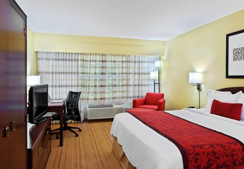 Courtyard By Marriott Athens Hotel - King Guest Room