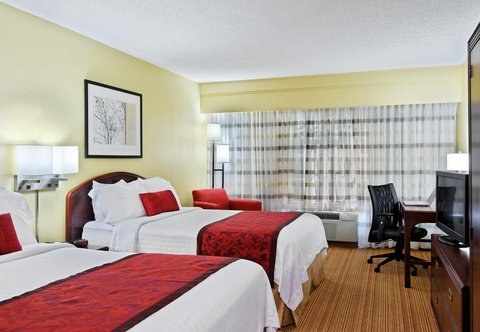 Courtyard By Marriott Athens Hotel - Double Double Guest Room